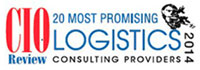 20 Most Promising Logistics Consulting Providers - 2014