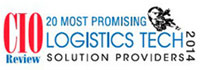 Top 20 Logistics Tech Solution Companies - 2014
