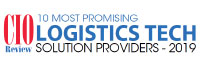 Top 10 Logistics Tech Solution Companies - 2019